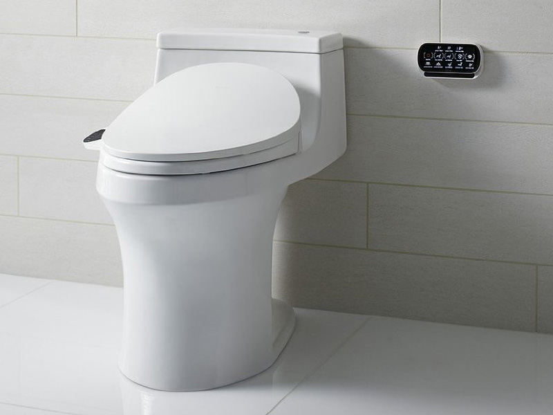 Kohler Bidet with Touchscreen